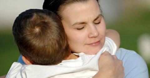 El síndrome de la impotencia: mamá no te frustres.