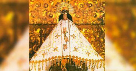 Virgen de Juquila