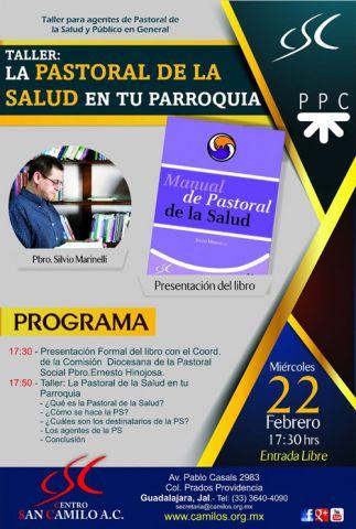Pastoral de la Salud en tu parroquia