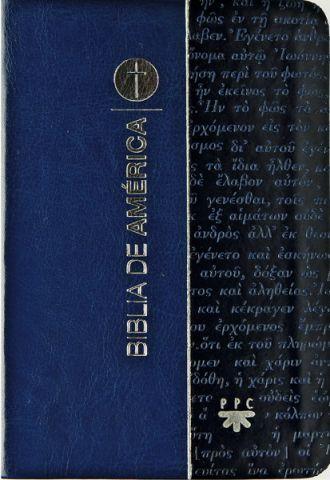 Biblia de América. Popular [Flexible sin notas]