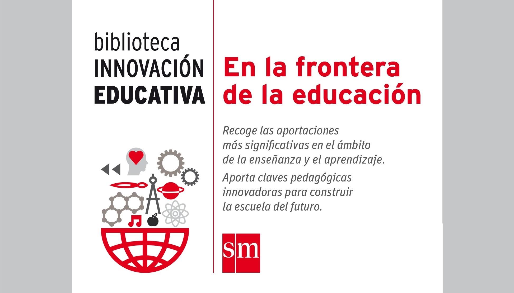 Cabecera Biblioteca Innovación Educativa
