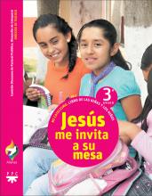 Jesús me invita a su mesa, 3° grado. Alianza. Mi catecismo