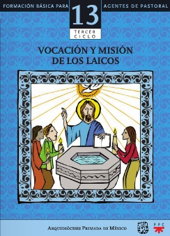 Vocación y misión de los laicos. Catequesis. Formación básica para agentes de pastoral