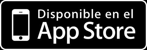 Botón Disponible en App Store
