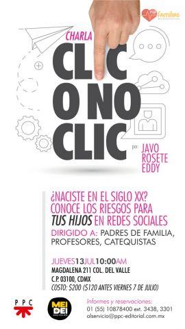 Clic o no clic