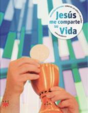Jesús me comparte su vida. Iniciación cristiana. Libro de las niñas y de los niños