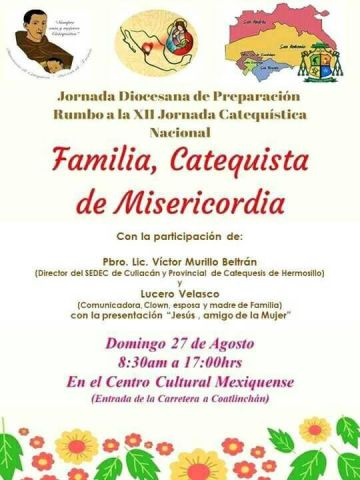 Familia, catequista de misericordia