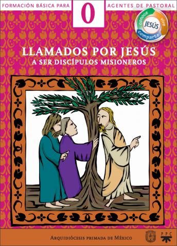 Llamados por Jesús a ser discípulos misioneros. Catequesis. Formación básica para agentes de pastoral